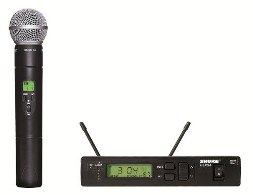 Shure Ulxs24/58 Handheld Wireless System, J1