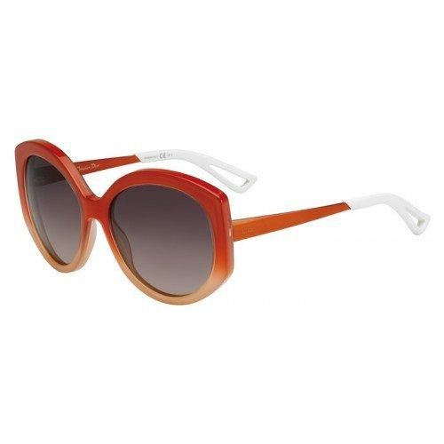 dior-womens-dior-extase-1-orange-frame-mauve-gradient-lens-plastic-sunglasses