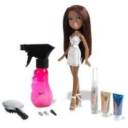 Bratz Hair Style Sasha Toys Games