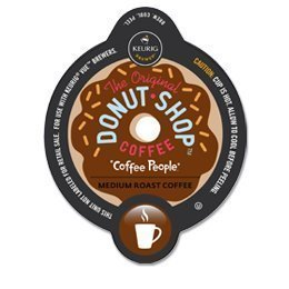 Donut Shop Coffe Vue Cups 64 Ct (Keurig Vue Cup Donut Shop compare prices)