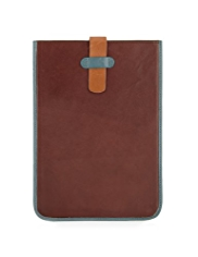 Autograph Leather iPad Mini Slip Case