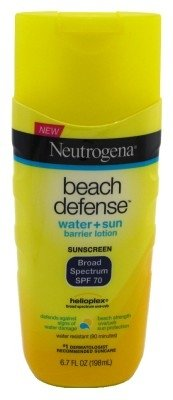 Neutrogena Beach Defense SPF 70 Lotion 6.7 oz
