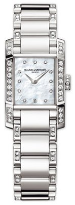 Baume & Mercier Women's 8792 Diamant Diamond Watch