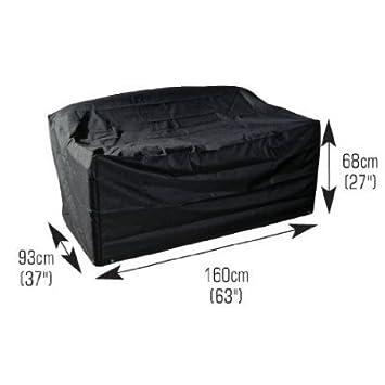 housse pour canap banc de jardin 2 places places large gamme confort jardin m394. Black Bedroom Furniture Sets. Home Design Ideas