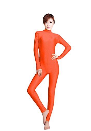 WOLF-UNITARD-Womens-Unitard-Lycra-Bodysuit-Dance-Wear