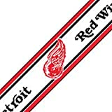 NHL Detroit Red Wings - Boys Hockey Decor Wallpaper Border Roll