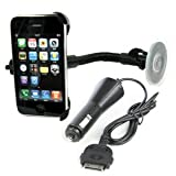 eSecure   In car Mobile Phone Holder for iPhone with Charger   for iPhone 3, 3G, 3GS   phone mobile iphone InCar HOLDER eSecure CHARGER