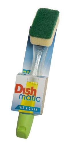caraselle-brosse-dishmatic-avec-eponge-pour-la-vaisselle-usage-intensif