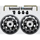 Luggage Wheel Set - 76mm