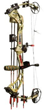 PSE Brute X RTS Package Right Hand Bow, 70-Pound, Mossy Oak Break Up Infinity