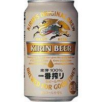 キリン 一番搾り 350ml×24本