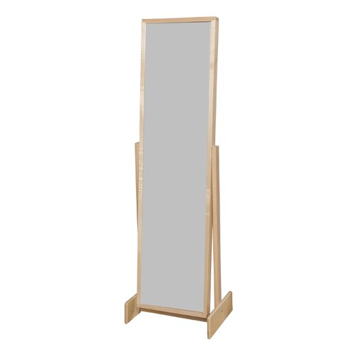 Tilting Wall Mirror front-857314