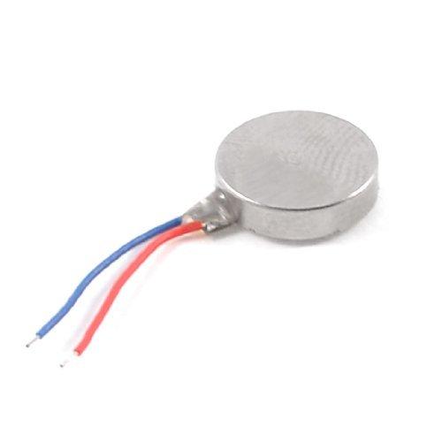 Sodial(R) Dc 3V 70Ma 9000+/-2000Rpm Cell Phone Coin Flat Vibrating Vibration Mini Motor