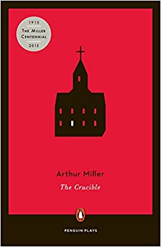 a fireball of guilt evil and good in the crucible by arthur miller The play, the crucible, is a fireball of guilt, evil, and good compiled into one  magnification it is a play with tremendous feelings, with many inside twists  hidden.