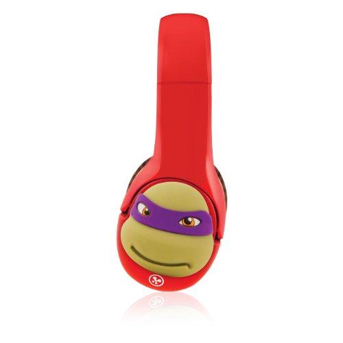 Fuhu Kinabi Headphone Personaliser Tmnt For Nabi 2 And Headphones, Donatello (Kn-Hp-Tmnt-Don-01-Wi13)