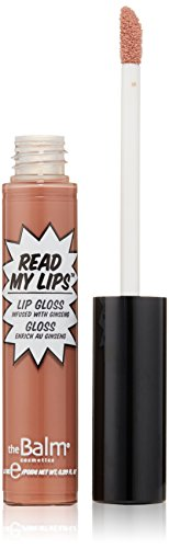 theBalm 'Read My Lips' Lip Gloss Snap! One Size
