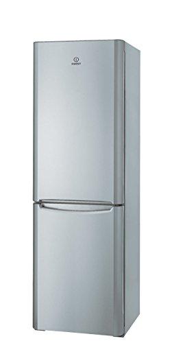 Indesit BIAA 13P SI Autonome Acier inoxydable 213L 90L A+ réfrigérateur-congélateur - réfrigérateurs-congélateurs (Autonome, Acier inoxydable, Bas-placé, A+, ST, Non, Droite)