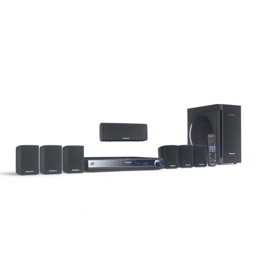 Panasonic SC-BT203 1000W 7.1 Channel Blu-ray Disc Home Theater Sound System