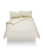 Cotton Rich Percale Bedlinen