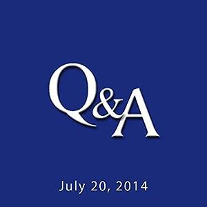 C-SPAN Q & A: Fred Kaplan | [Brian Lamb]