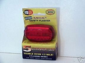 Cygo Lite Radical Safety Flasher Bicycle Taillight
