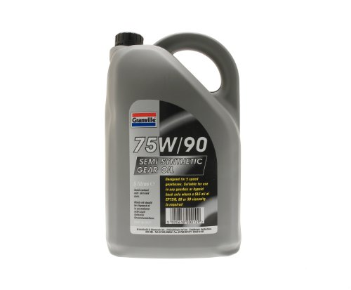 Granville 0012 75W/90 5L Semi Synthetic Gear Oil