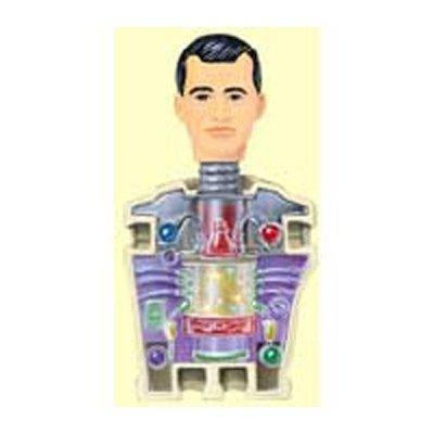 Mcdonalds Happy Meal Disney Inspector Gadget Narvik 7 Sparker Figure Toy #1 1999 - 1