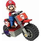 K'NEX Mario Kart Standard Bike Building Set, Mario
