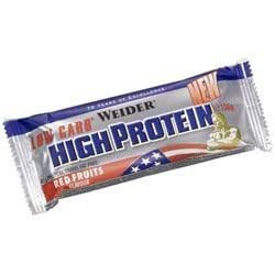 Weider Nutrition Low Carb Red Fruits Bar 100g