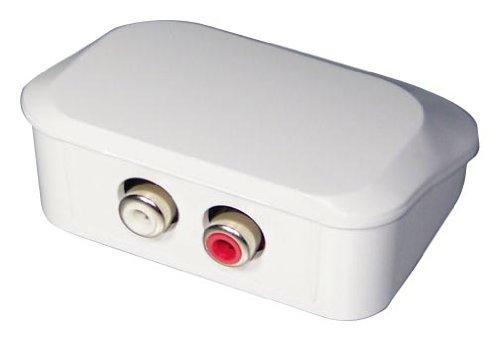 Wireslim WTCE700 RCA-Adapter für 5-adrige Wireslim-Kabel, 2Stück
