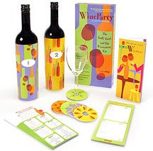 WineParty Winetasting Kit