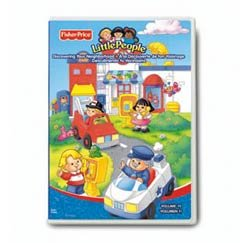 Fisher-Price Little People Discovering Your Neighborhood front-330420