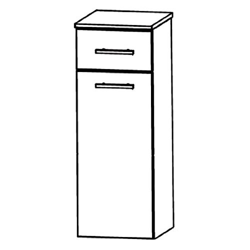 Puris Speed (HBA554AW Bathroom Cabinet 40 CM