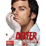 Dexter - Season 1 (PAL) (REGION 2/4) by Michael C. Hall, Julie Benz, Jennifer Carpenter, and Lauren Velez (DVD - 2008)