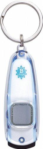 ぺんてる 静電気除去グッズ ビーシェイプ ホワイトパール パール&ブルー EASB3-9