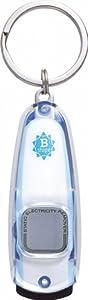 ぺんてる 除電器ビー ビー・シェイプ(ホワイトパール) パール&ブルー EASB3-9