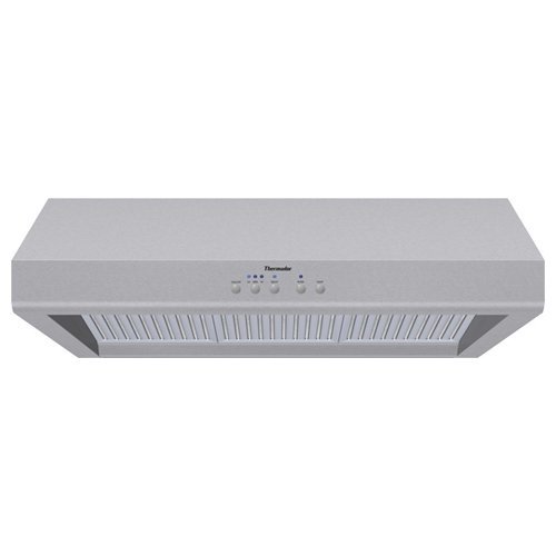 Professional Pro-Style Canopy Wall Hood with Internal Blower Halogen Lighting 3 Fan Speeds and Dishwasher-Safe Baffle Filters: 36-Inch 1200 CFM (Thermador Filter Hood compare prices)