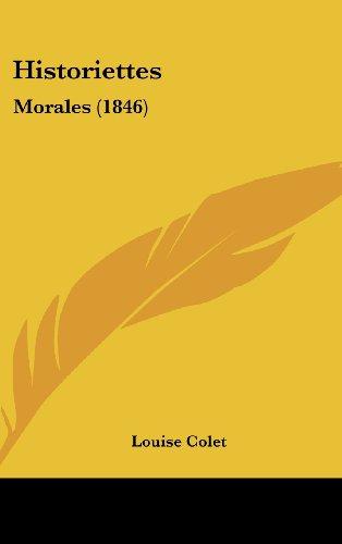 Historiettes: Morales (1846)