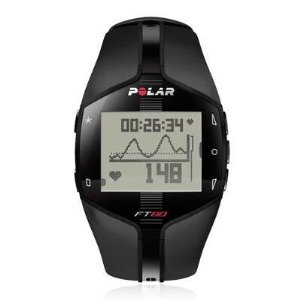 Cheap Polar FT80 Heart Rate Monitor (Black – Men) (B004RJ7XKK)