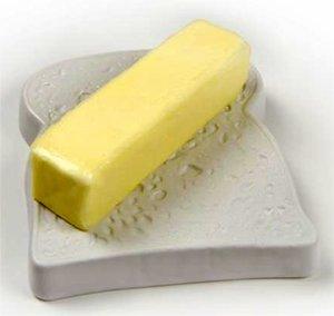 Assiette pour le beurre