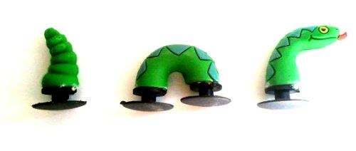 AVIRGO Pendaglio di Gomma Decorazione set di Decorazione di Scarpa 3D Set # 7 - 1