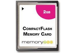 2gb memory2go compact flash