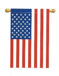 Amazoncom Large AMERICAN FLAG 4th of July USA home