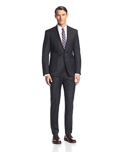 Ben Sherman Men's Solid Suit