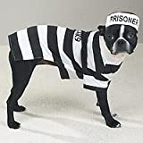Pet Costume Prison Pooch SMALL