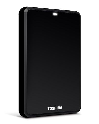 Toshiba Canvio 500 GB USB 2.0 Basics Portable Hard Drive E05A050BAU2XK (Black)