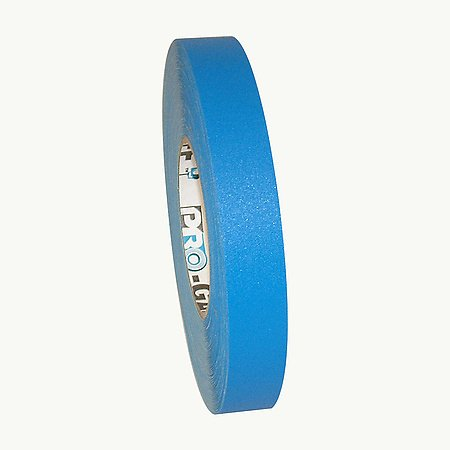 Pro Tapes Pro-Gaff Gaffers Tape: 1 In. X 55 Yds. (Electric Blue)