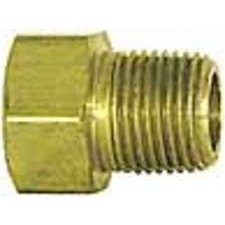 IMPERIAL 90019 INVERTED FLARE MALE CONNECTOR 3 16X1 8 PACK OF 10B001D76J68 : image