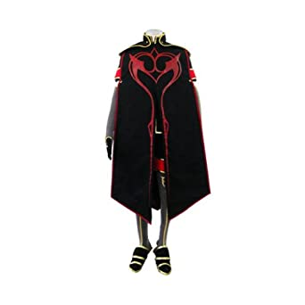 Tales of the Abyss Cosplay Costume - Asch Outfit 1st Large