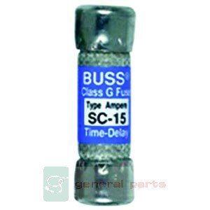 Garland Commercial Industries 1130103 Fuse Sc-20 front-408023